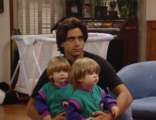 Season 6 Gave The World Peak Uncle Jesse Hair Look Upon Its Beauty And Weep
