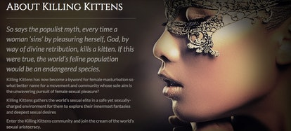I Went To The Killing Kittens Party For Nyc S Sexual Elite With My Fiance And It Sparked An Amazing Conversation