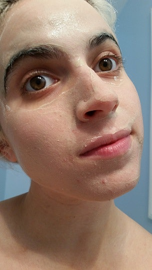 I Washed My Face With Fossilized Algae It Was Totally Worth It