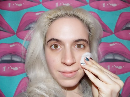 I tried using rice water for skin by rinsing my face with the K-beauty ingredient for a week straigh...