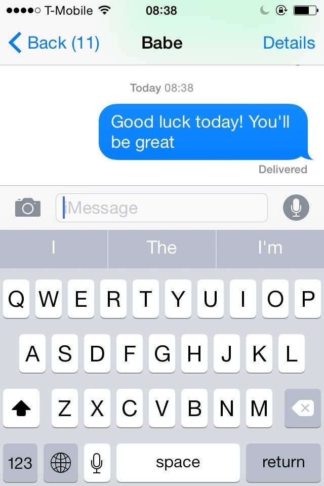 12 Texts Strong Couples Send Each Other