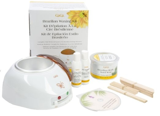 The best at home waxing kits for all your hair removal needs bikini area gigi brazilian waxing kit solutioingenieria