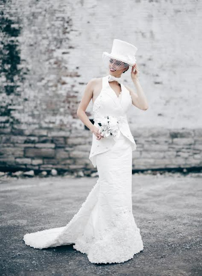 The Toilet Paper Wedding Dress Contest S Winners Prove That Killer
