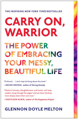 Love Warrior Isnt Meltons Only Venture Into Baring Her Soul On The Page First Memoir Is New York Times Bestselling Carry
