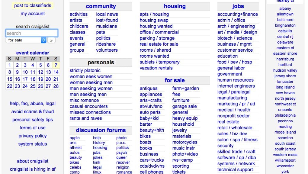 Craigslist Personal Ads Can Be Blamed For The Spread Of Hiv