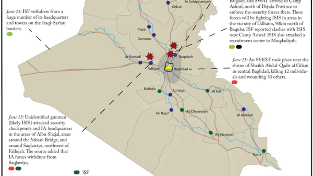 9 Maps That Show How Iraq\'s Borders Have Changed Throughout History