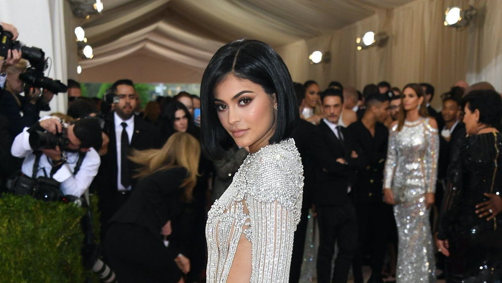 Kylie Jenner Has Launched Her Rap Career With a Remix of the
