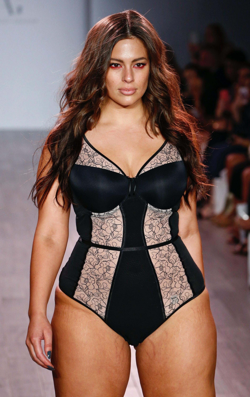 0c1b9fdd32152 Ashley Graham talks the importance of body-inclusive NYFW runway shows