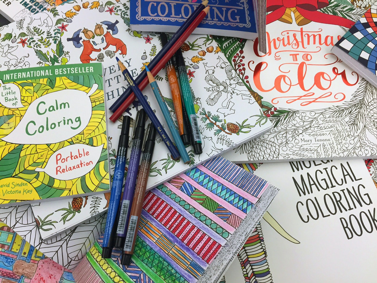 The Science Behind Adult Coloring Books Explains Why They\'re ...