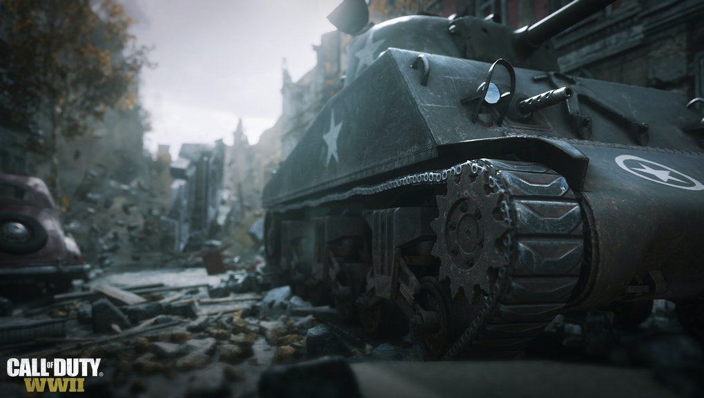 Call of Duty: WWII' Classified: New website teases zombies mode