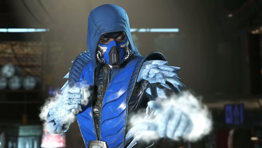 Injustice 2' DLC: Sub-Zero from 'Mortal Kombat' joins the DC