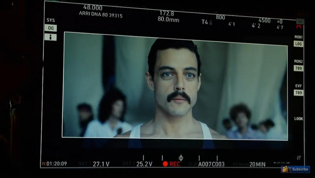 Queen biopic 'Bohemian Rhapsody' had a troubled production