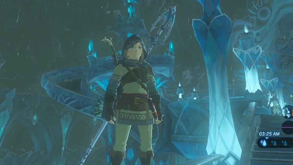 Zelda: Breath of the Wild' Lynel: How to beat the Zora mini-boss