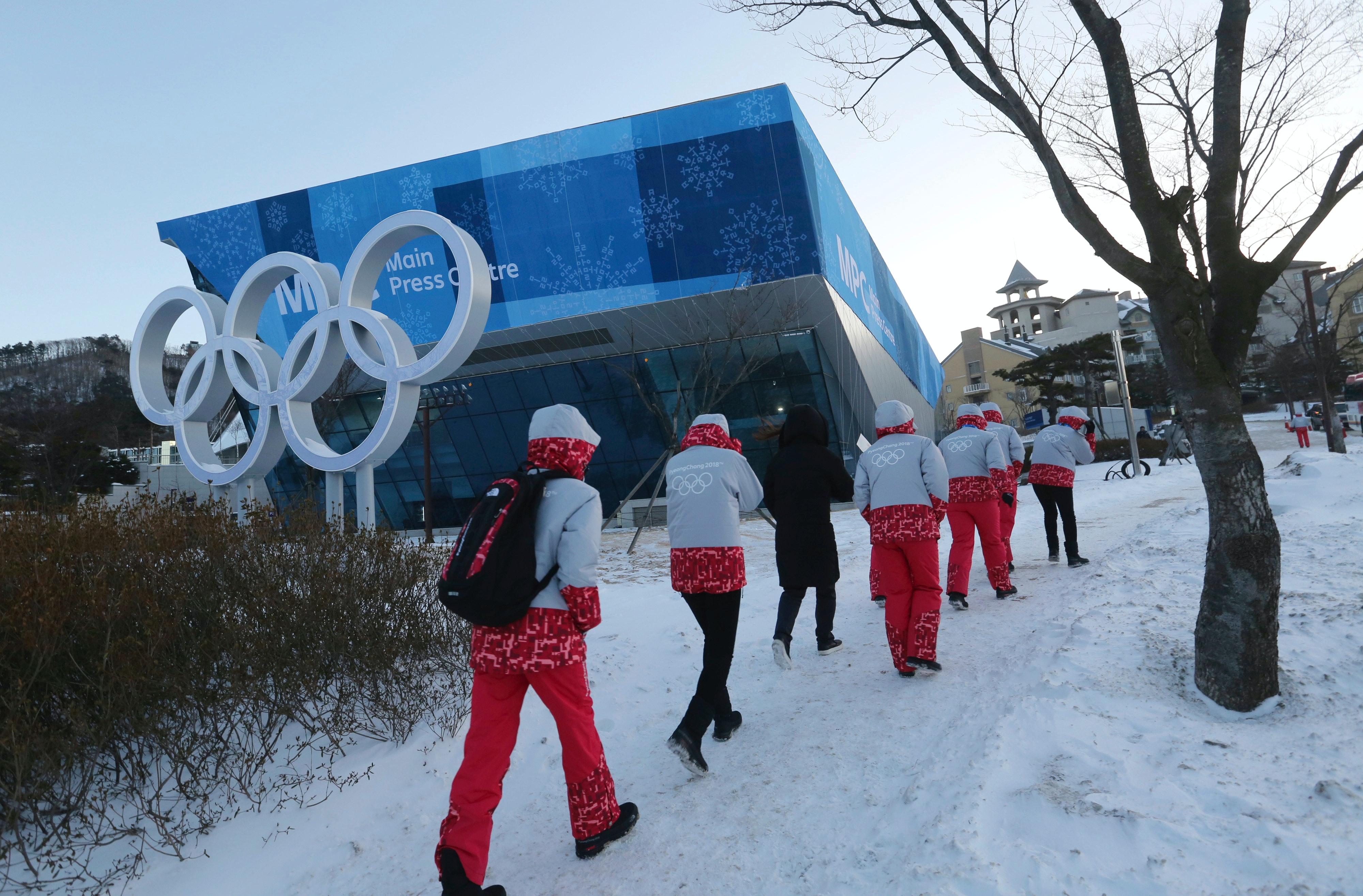 For the first time ever, Olympic villages will have sexual