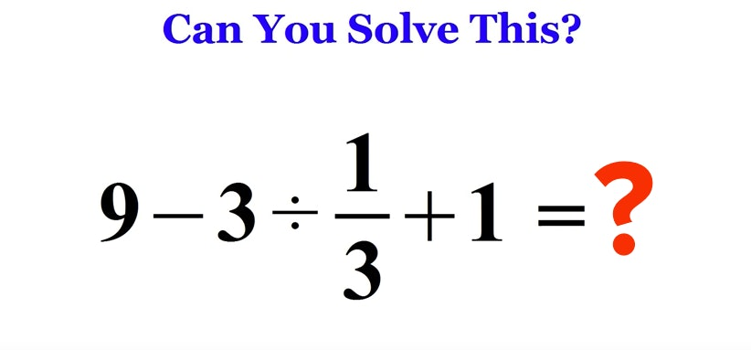how do i solve this math problem