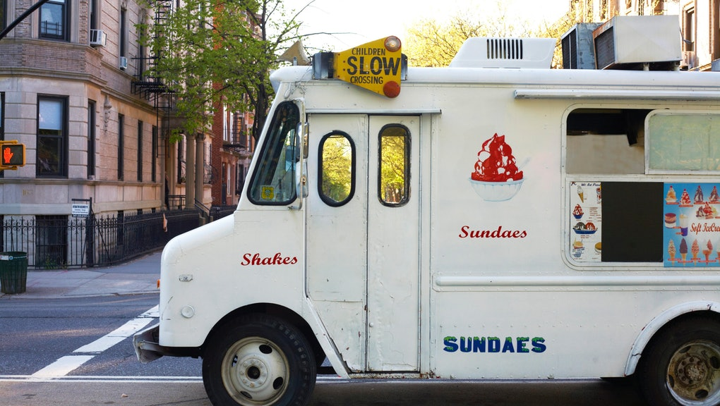 The Ice Cream Truck Jingle Is Based Off One of the Most