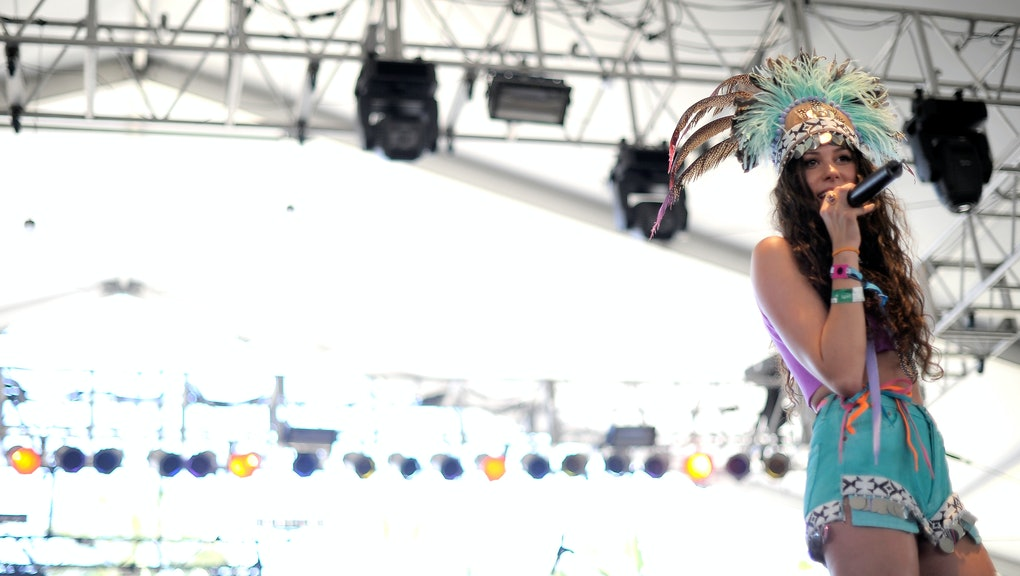 5 problematic things you probably shouldn't wear at Coachella