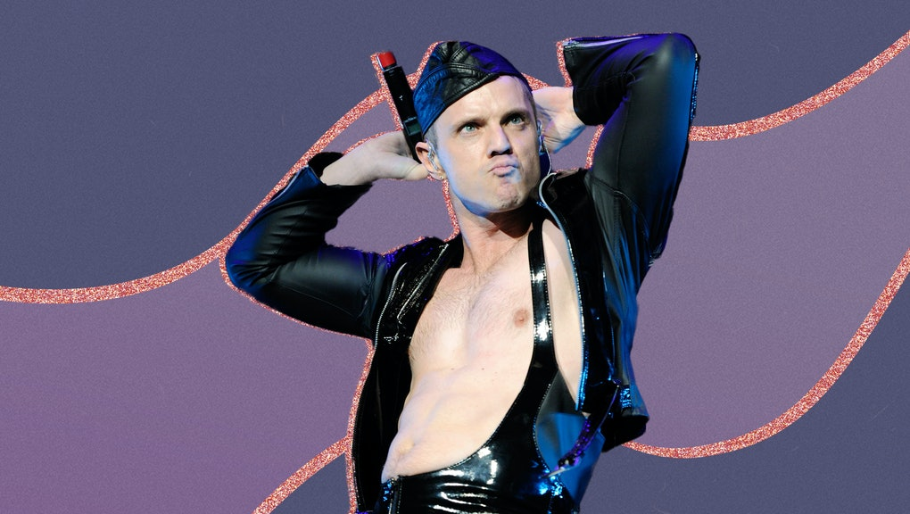 "Jake Shears opens up about his journey from bullied ""faggot"