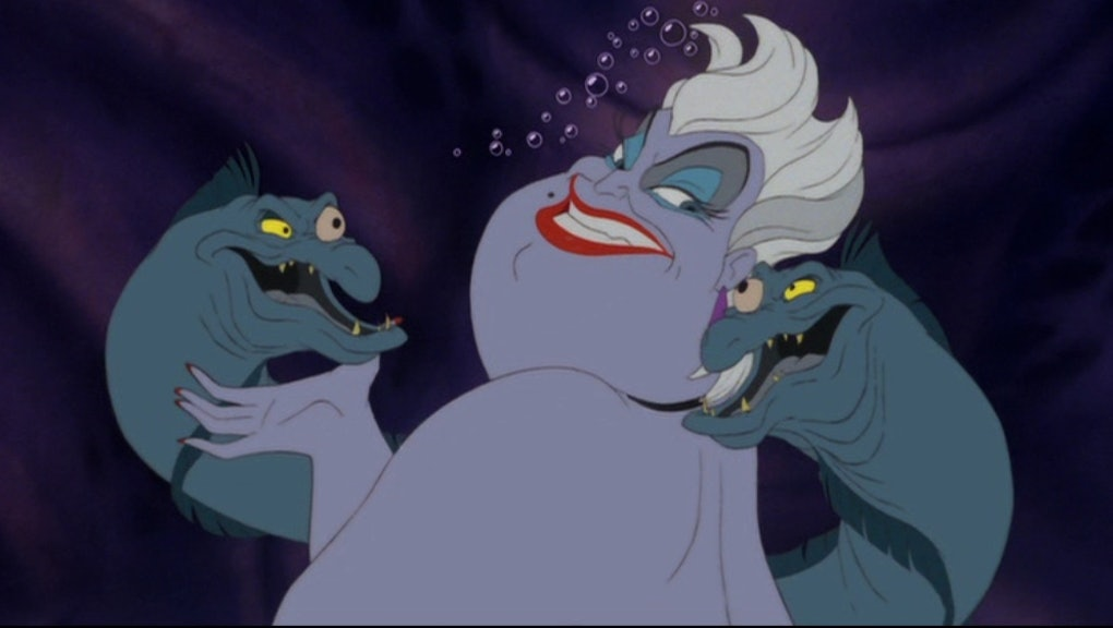 The Untold Story Of Ursula Disneys First And Only Plus Size