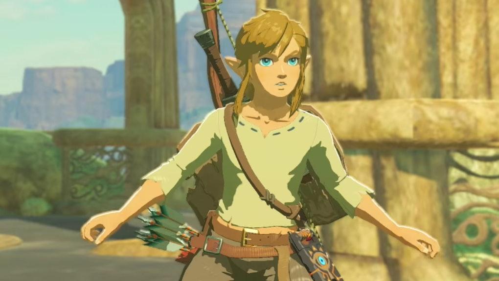 Zelda: Breath of the Wild': Nintendo Switch vs  Wii U