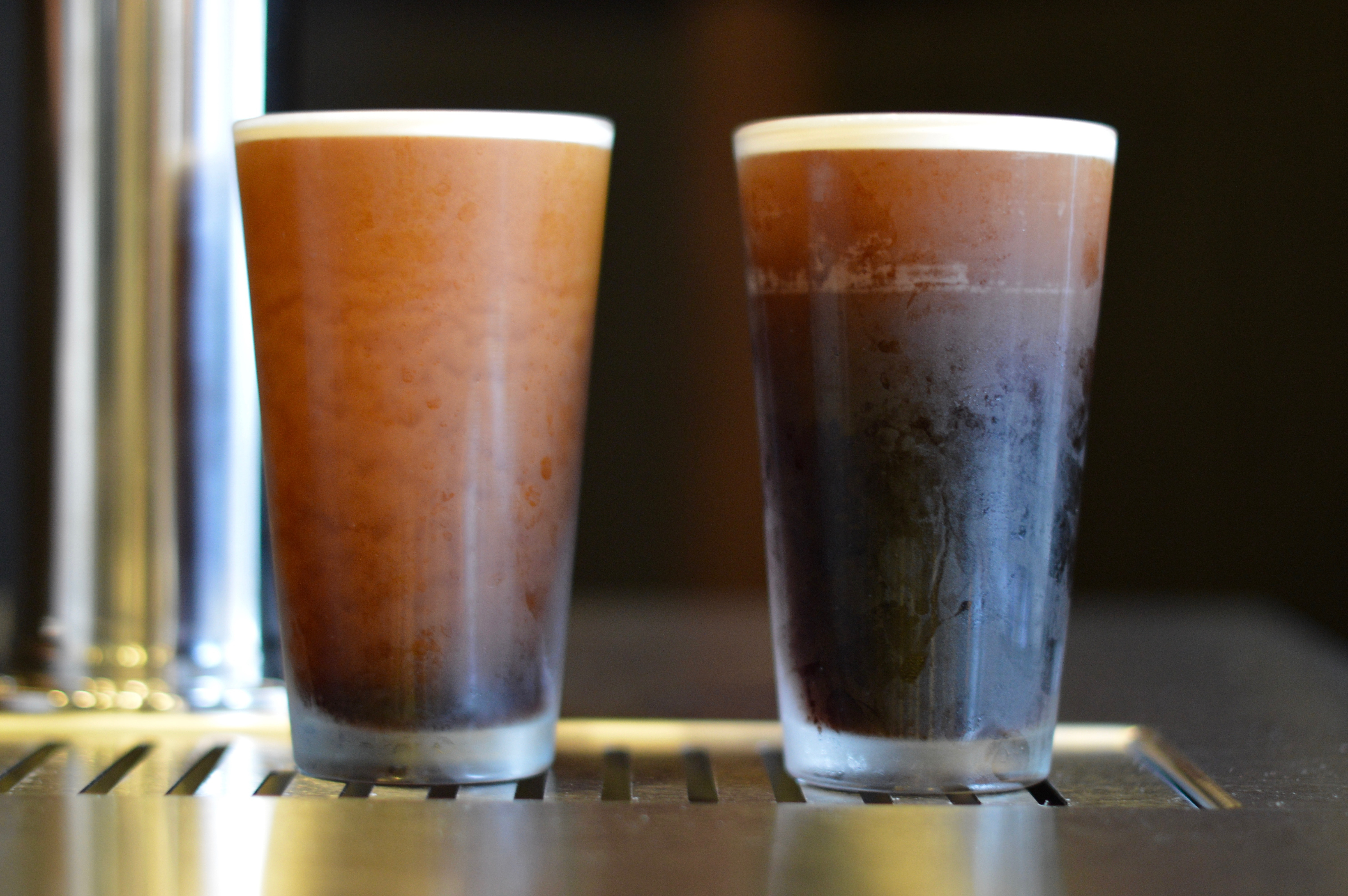 Starbucks Just Released Nitro Cold Brew A Frothy Chilled