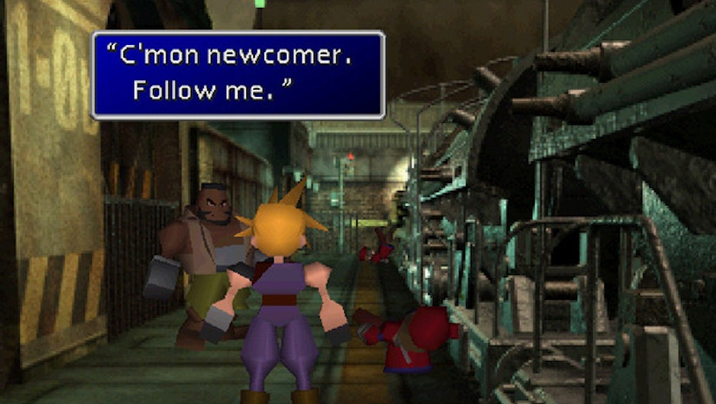 Final Fantasy 7' Speedrun: You'll never believe how long it took one