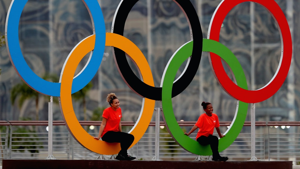 What Do The Olympic Rings Stand For The Surprising History Of The