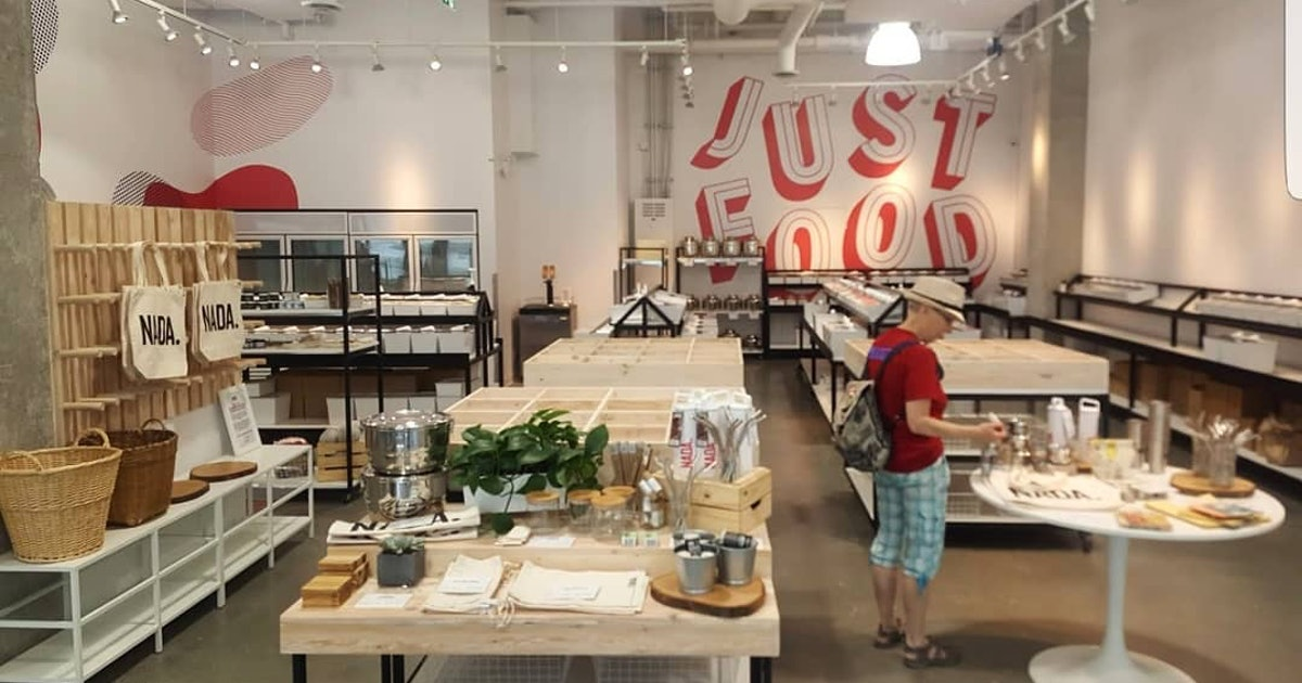 The rise of the plastic-free, zero-waste grocery store