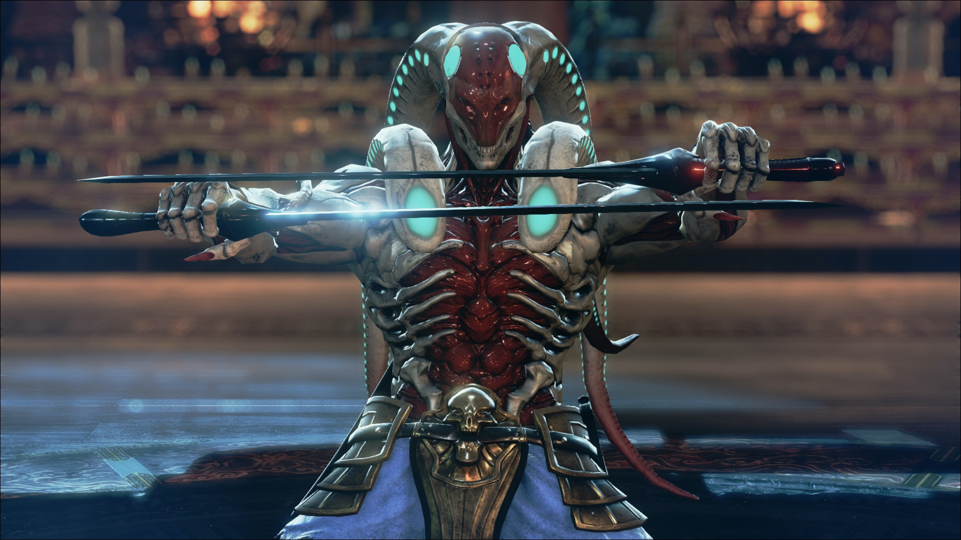 Tekken 7 Yoshimitsu Combos Learn The Best Rage Arts And Moves Of The Cyborg Ninja