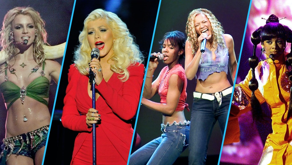 Britney Spears v  Christina Aguilera — It's Time to Settle Biggest