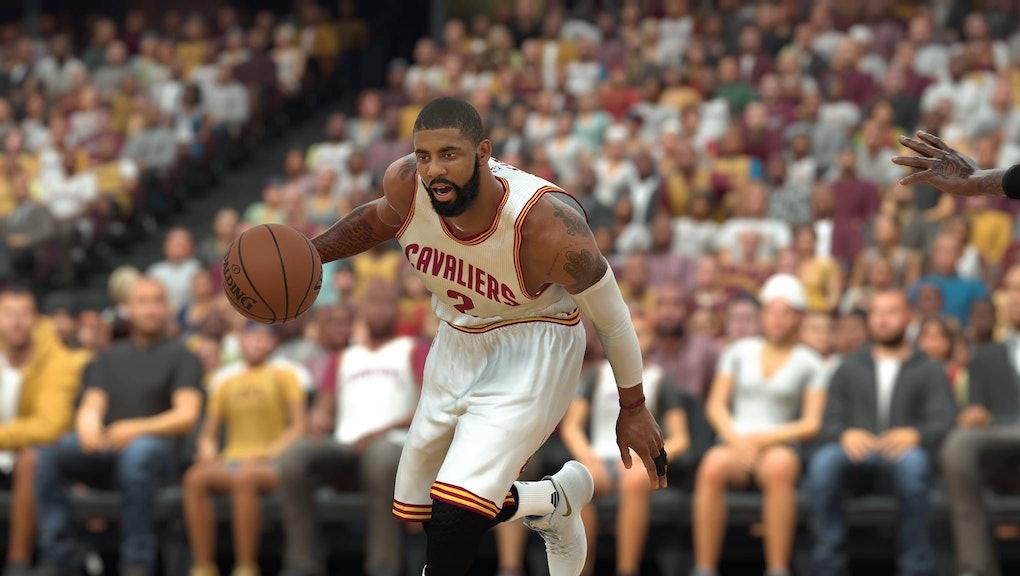 NBA 2K17': 5 best dribble moves to break your opponent's ankles
