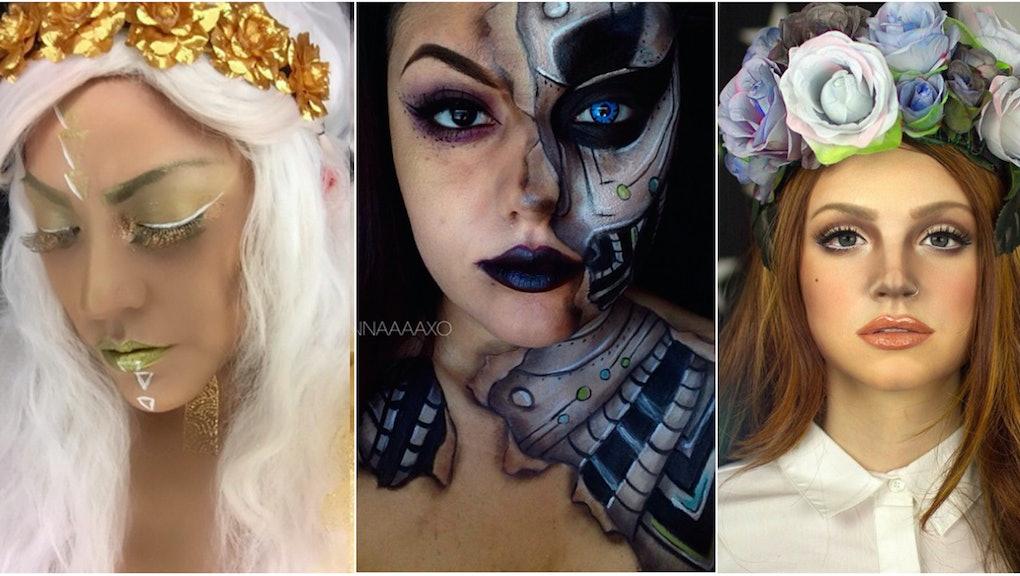 Mind Ing Makeup Artists Whose Work
