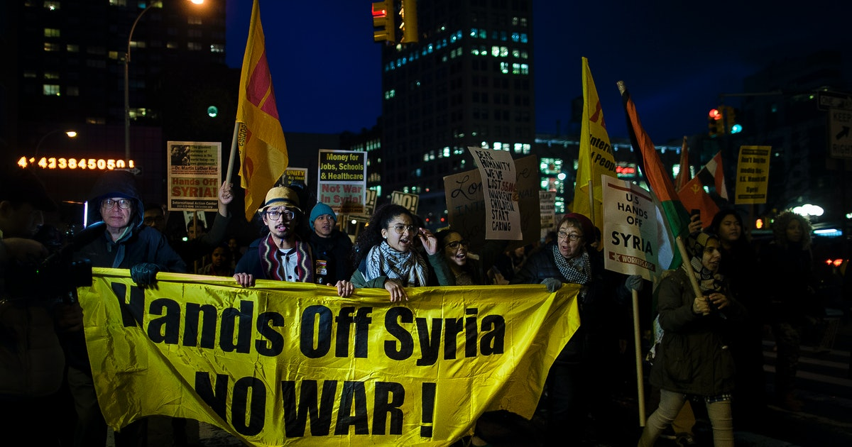Here's what progressive groups are doing about Donald Trump's strike on Syria