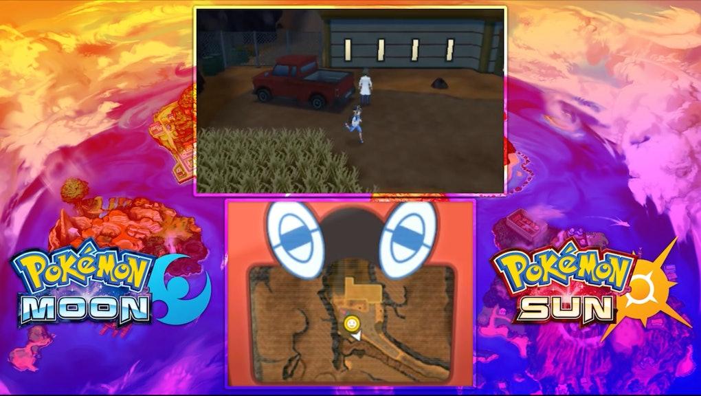Pokémon Sun and Moon' Ice Stone & Thunder Stone Guide: All