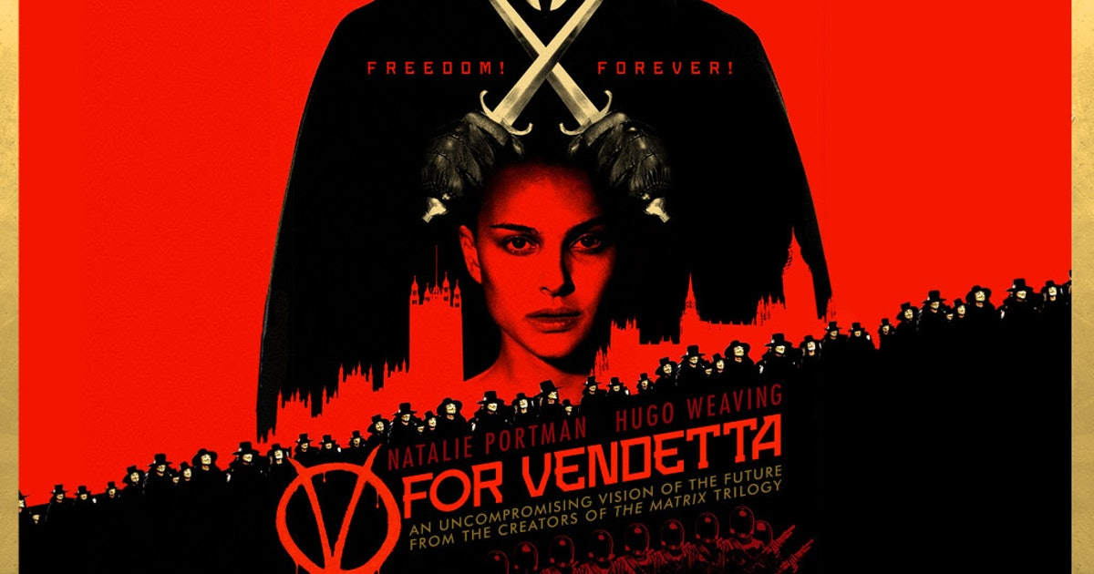 Guy Fawkes Day Why V For Vendetta Is More Important Than Ever