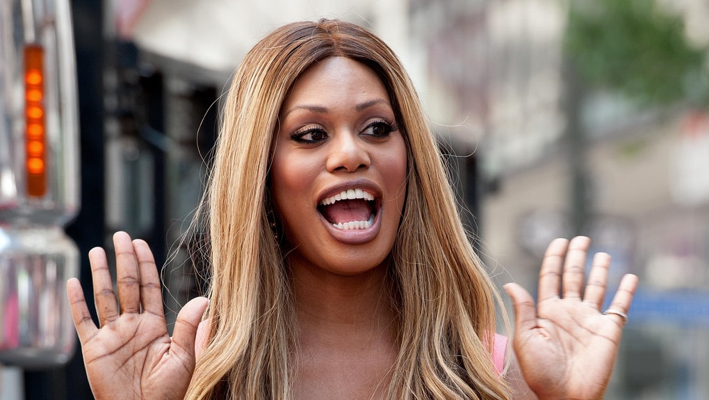 Orange Is The New Black Star Laverne Cox Just Made Tv History In A Huge Way