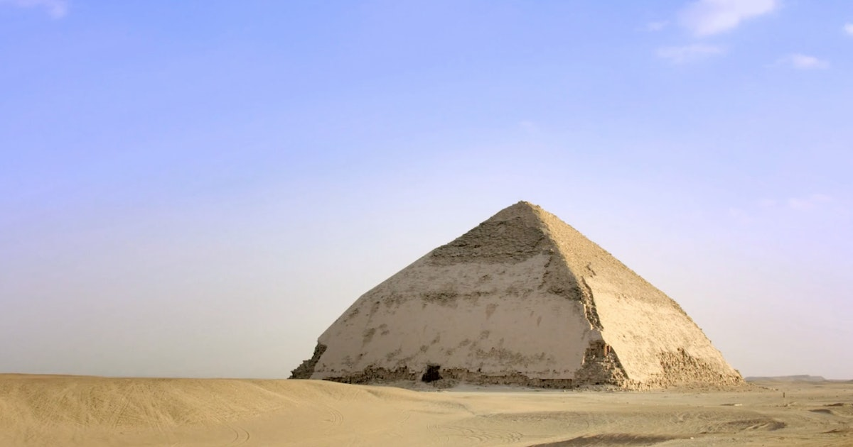 Using Cosmic Particles, Scientists Can Now See What the Inside of Pyramids Look Like