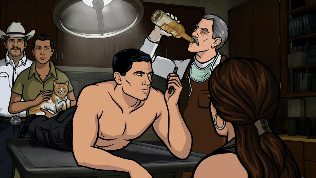 Archer' Became the Most Sexually Progressive Show on ...