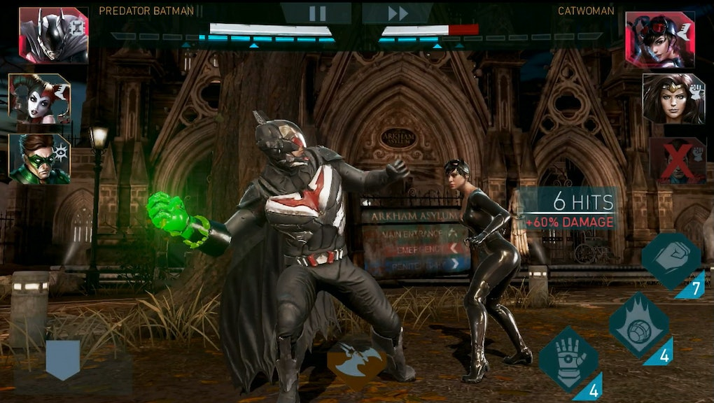 Injustice 2' Mobile Release Time: iOS launches, but when