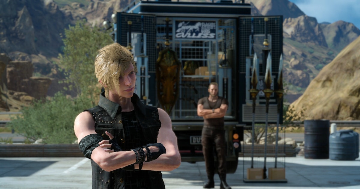 'Final Fantasy 15' guide: Tips for combat, finesse, magic and sprinting