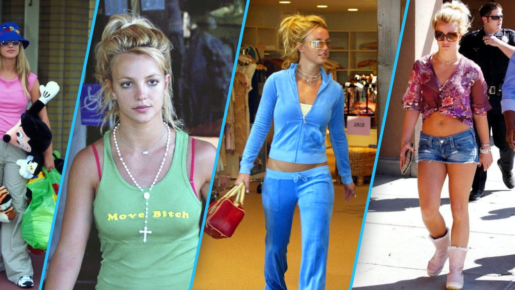 bbe2e0abf Britney Spears s street style is legendary and don t you forget it
