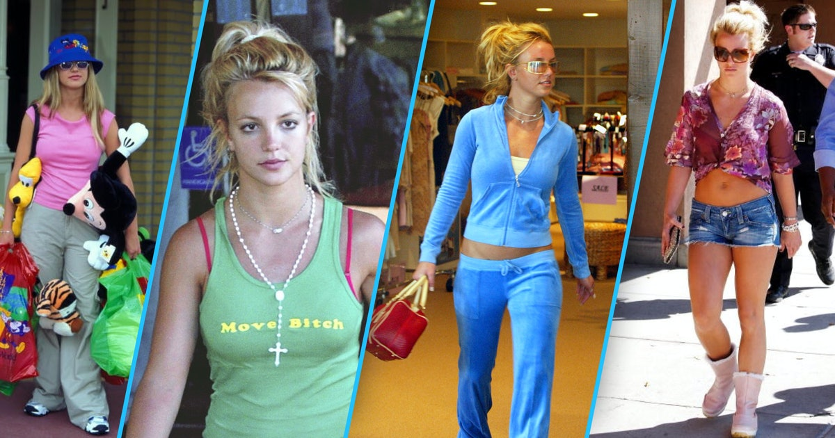 Britney Spears S Street Style Is Legendary And Don T You Forget It