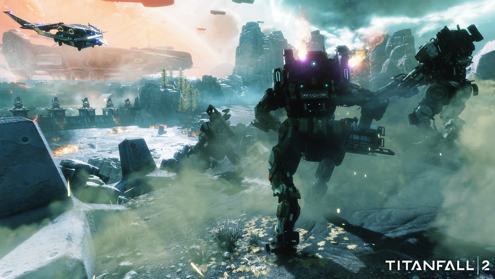 'Titanfall 2': Gameplay, trailer and what to expect from ...