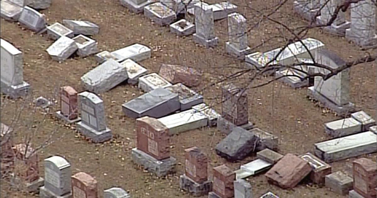 Muslim-American organizers raise funds to repair vandalized Jewish cemetery in St. Louis
