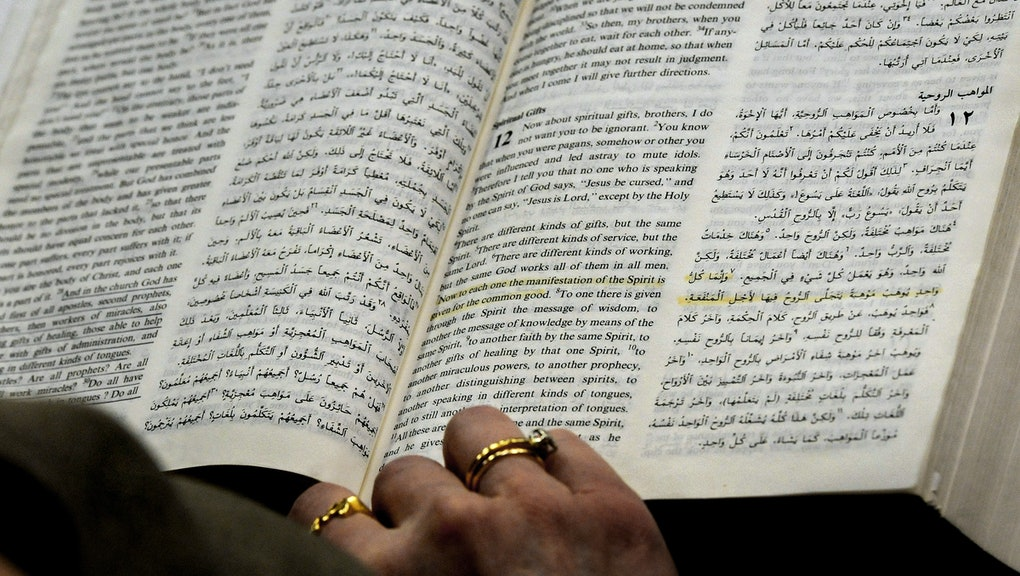 Here's What Happens When You Compare Violence in the Quran to