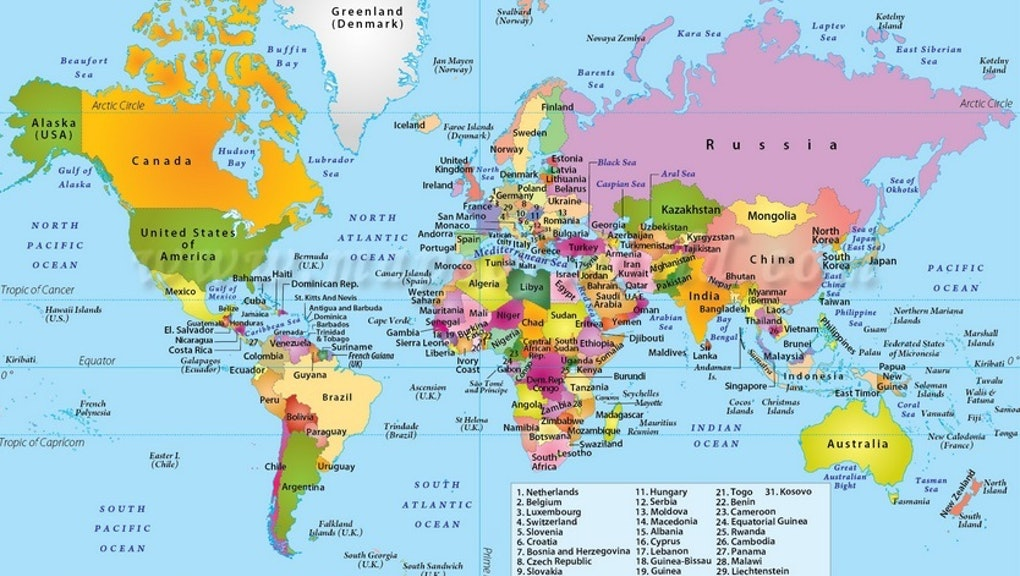 This Amazing Map Shows You Where All the Countries Are on philippines map, south pacific map, europe map, nations map, singapore map, united kingdom map, germany map, media map, japan map, water forms map, new zealand map, austria map, ethnicities map, oceans map, morocco map, environment map, city map, uk map, european union members map,