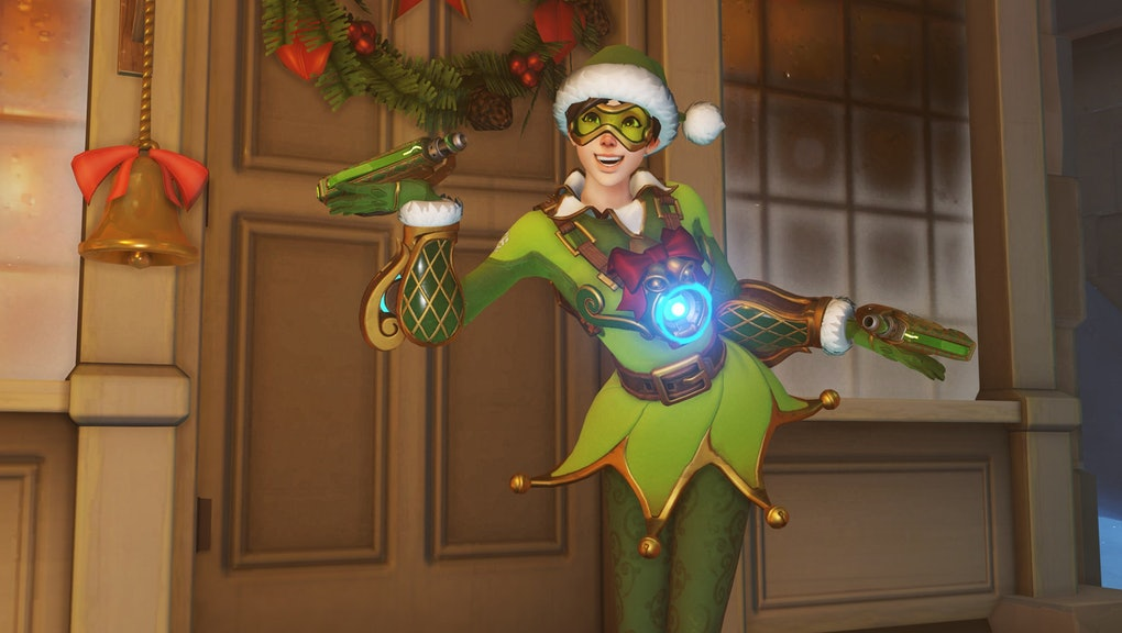 Overwatch Christmas.Overwatch Christmas Event End Date And Time Everything You