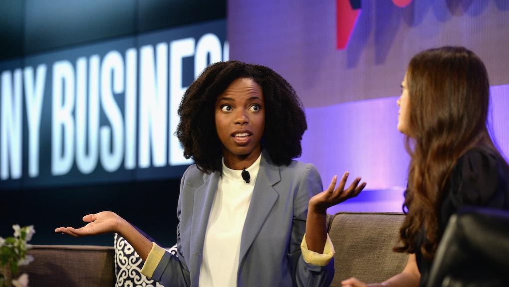 Sasheer Zamata quit 'SNL,' proving TV's race and gender