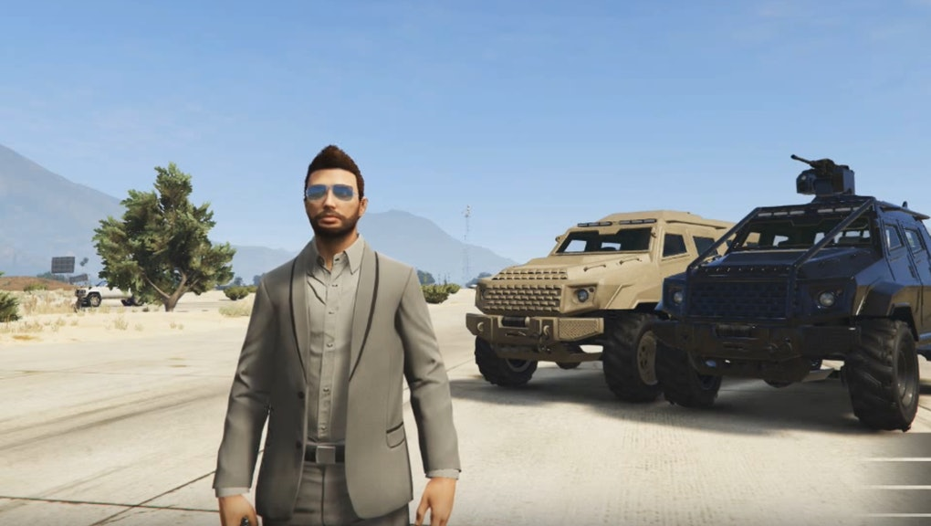 How to get the Insurgent in 'GTA 5 Online' and how to kill the HVY