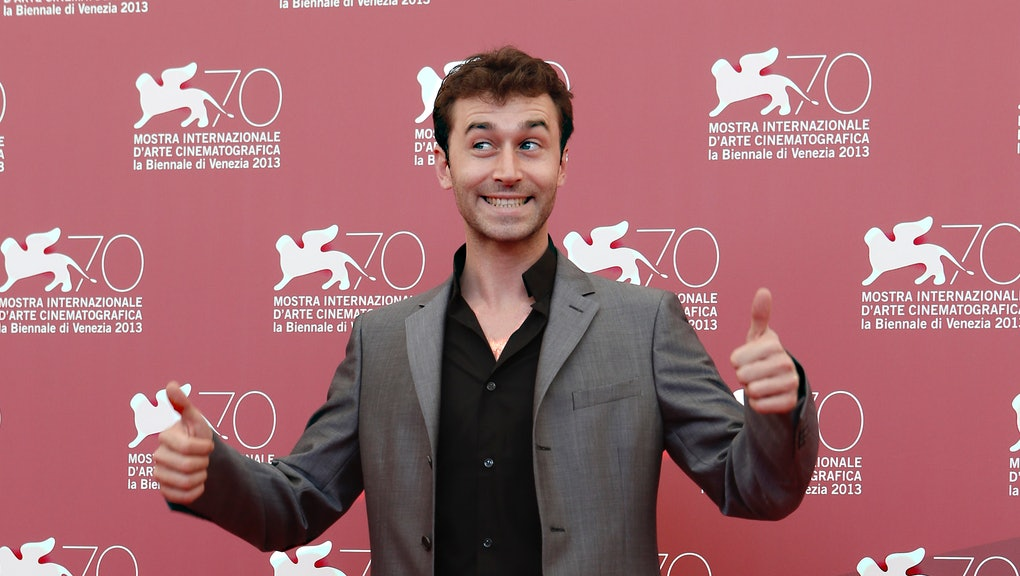 James Deen Makes Me Want to Have Sex On the Internet